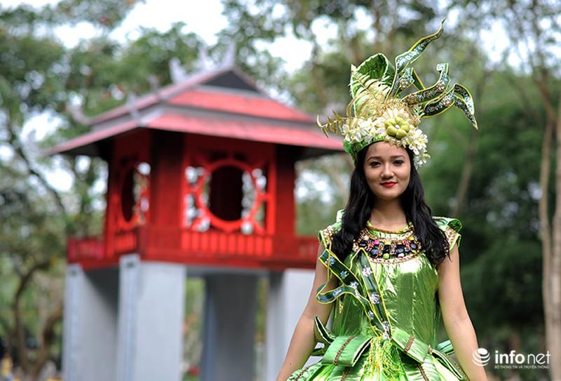 Nhiều không gian giải trí mới lạ tại lễ hội hoa Xuân lớn nhất miền Bắc - ảnh 5