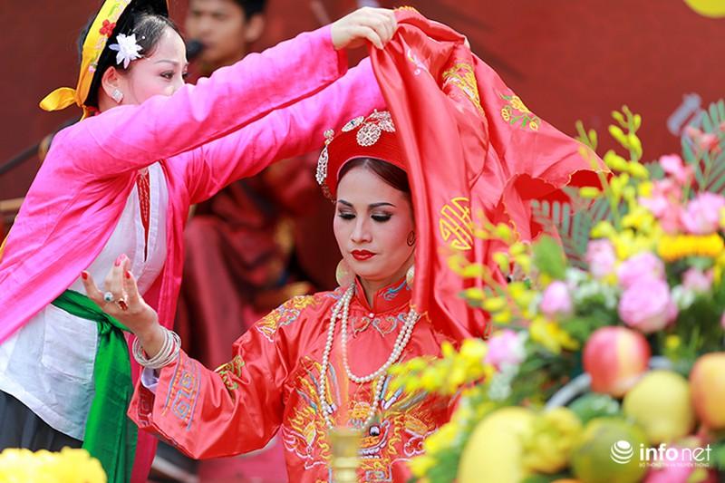 Nhiều không gian giải trí mới lạ tại lễ hội hoa Xuân lớn nhất miền Bắc - ảnh 11