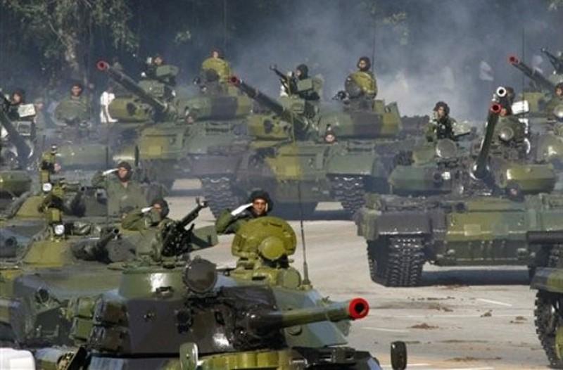 Quân đội Cu Ba có gì trong nửa thế kỷ đối đầu với Mỹ - ảnh 4