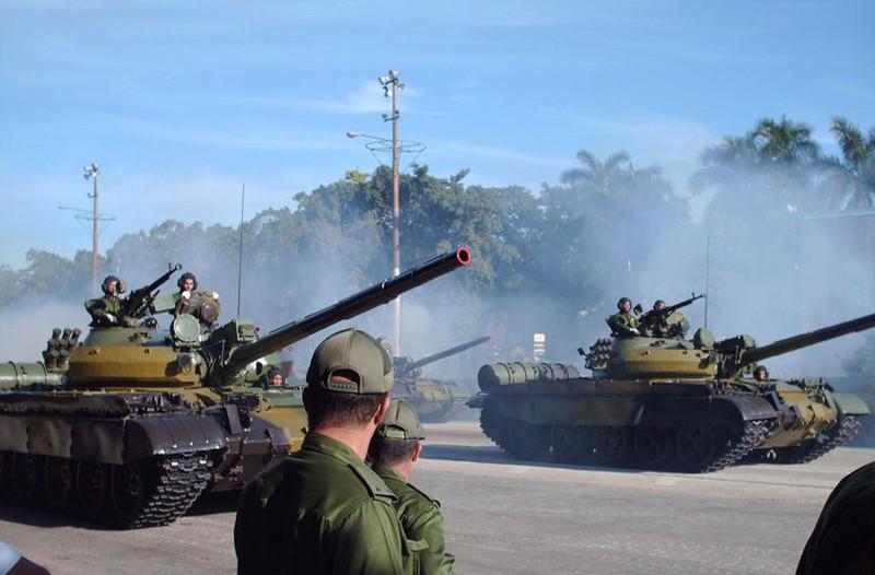Quân đội Cu Ba có gì trong nửa thế kỷ đối đầu với Mỹ - ảnh 5