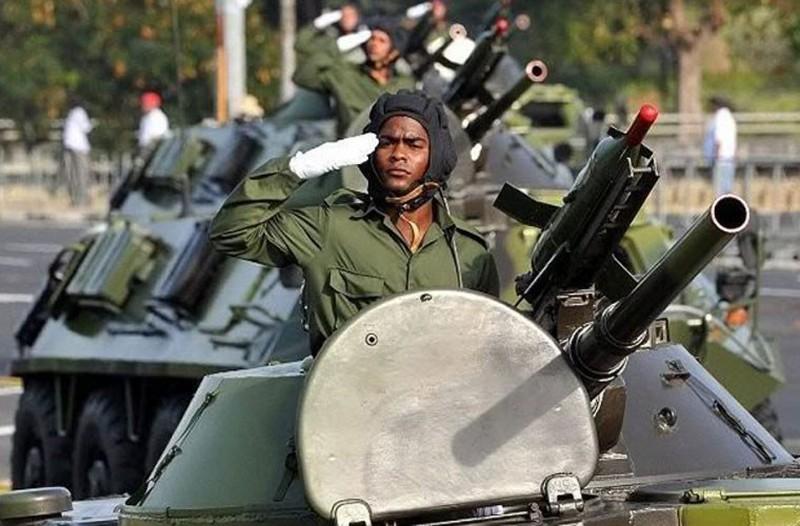 Quân đội Cu Ba có gì trong nửa thế kỷ đối đầu với Mỹ - ảnh 7
