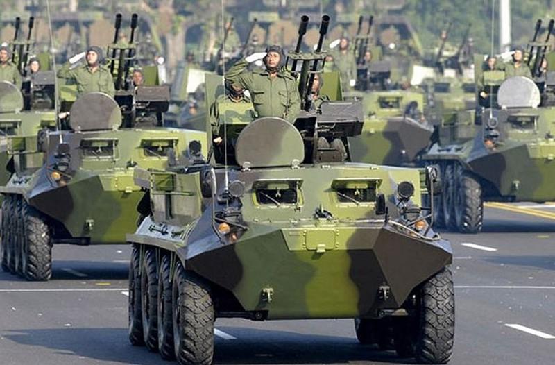 Quân đội Cu Ba có gì trong nửa thế kỷ đối đầu với Mỹ - ảnh 9