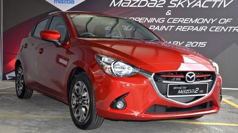 Mazda2 thế hệ mới ra mắt Malaysia, chuẩn bị là Việt Nam? - ảnh 1