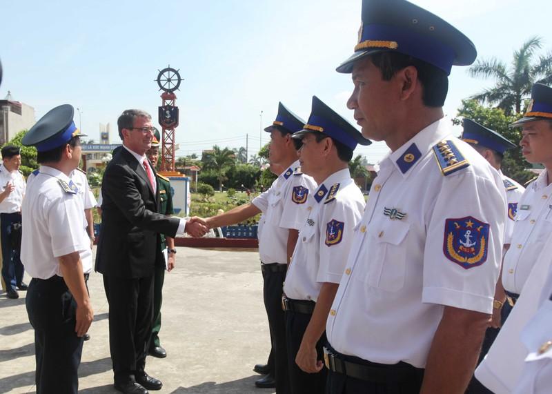 Hình ảnh toàn cảnh Bộ trưởng Quốc phòng Hoa Kỳ thăm Việt Nam - ảnh 20