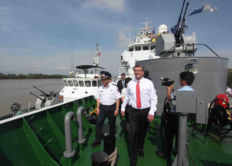 Hình ảnh toàn cảnh Bộ trưởng Quốc phòng Hoa Kỳ thăm Việt Nam - ảnh 22