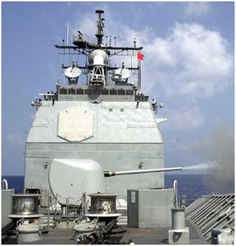 Khám phá tàu tuần dương tên lửa Mỹ lớp Ticonderoga - ảnh 4