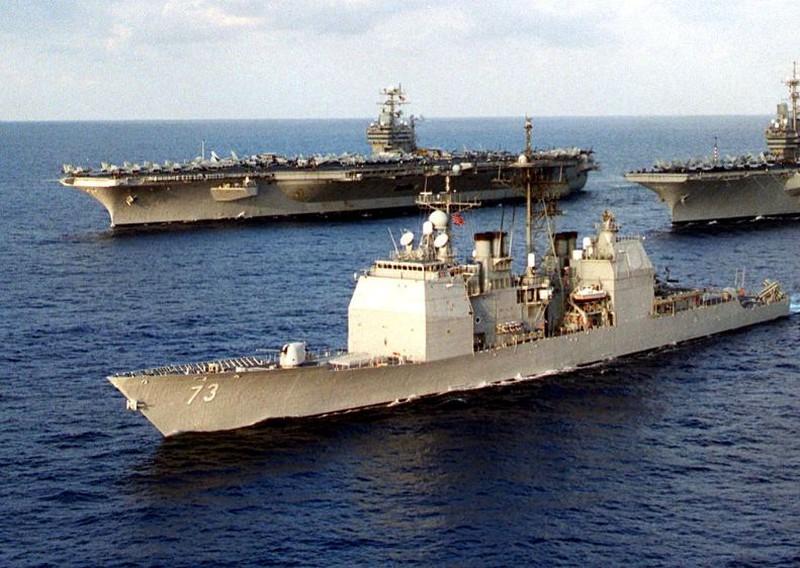 Khám phá tàu tuần dương tên lửa Mỹ lớp Ticonderoga - ảnh 1