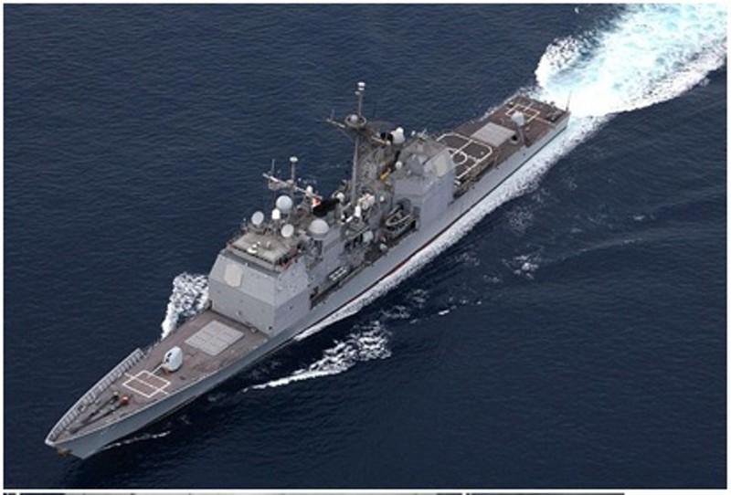 Khám phá tàu tuần dương tên lửa Mỹ lớp Ticonderoga - ảnh 5