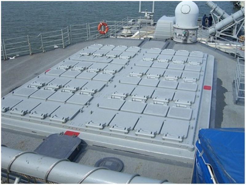 Khám phá tàu tuần dương tên lửa Mỹ lớp Ticonderoga - ảnh 6
