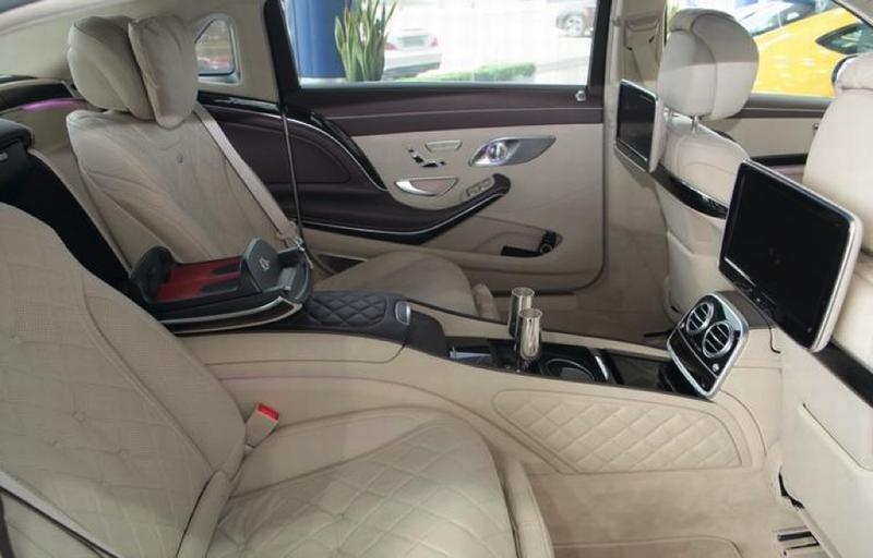 Mercedes-Benz S600 Maybach – Giá trị của một huyền thoại - ảnh 7