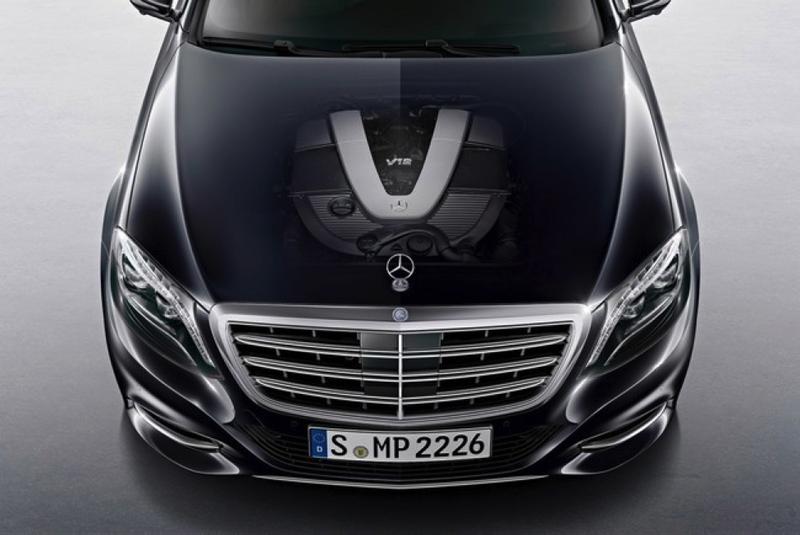Mercedes-Benz S600 Maybach – Giá trị của một huyền thoại - ảnh 9