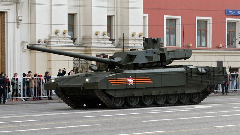 Xe tăng Armata sẽ có tầm quan trọng như thế nào đối với Nga? - ảnh 1