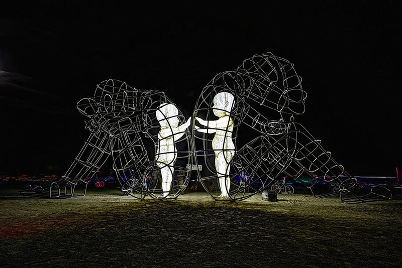 Các tác phẩm nghệ thuật tuyệt vời năm 2015 - ảnh 14