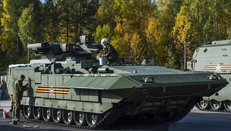 Lý do T-15 trở thành xe chiến đấu bộ binh lý tưởng trong chiến tranh hiện đại - ảnh 1