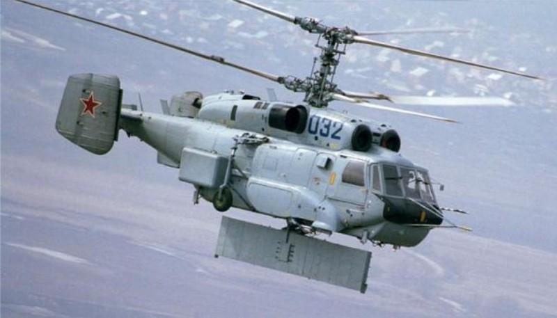 """Trực thăng Ka-35: Vũ khí """"chết người"""" của Putin đã đến Syria - ảnh 1"""