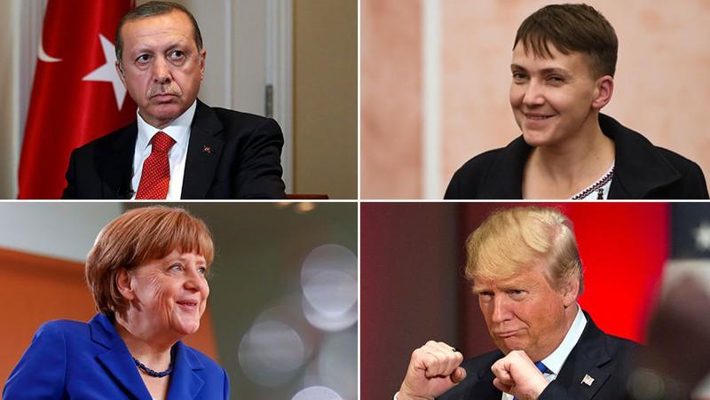 Top 10 chính trị gia sẽ làm khuynh đảo thế giới năm 2017 - ảnh 1