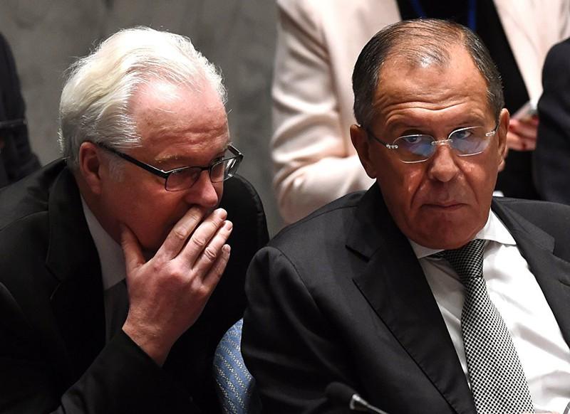 Những hình ảnh đáng nhớ của cố Đại sứ Nga tại Liên Hiệp Quốc Churkin - ảnh 4