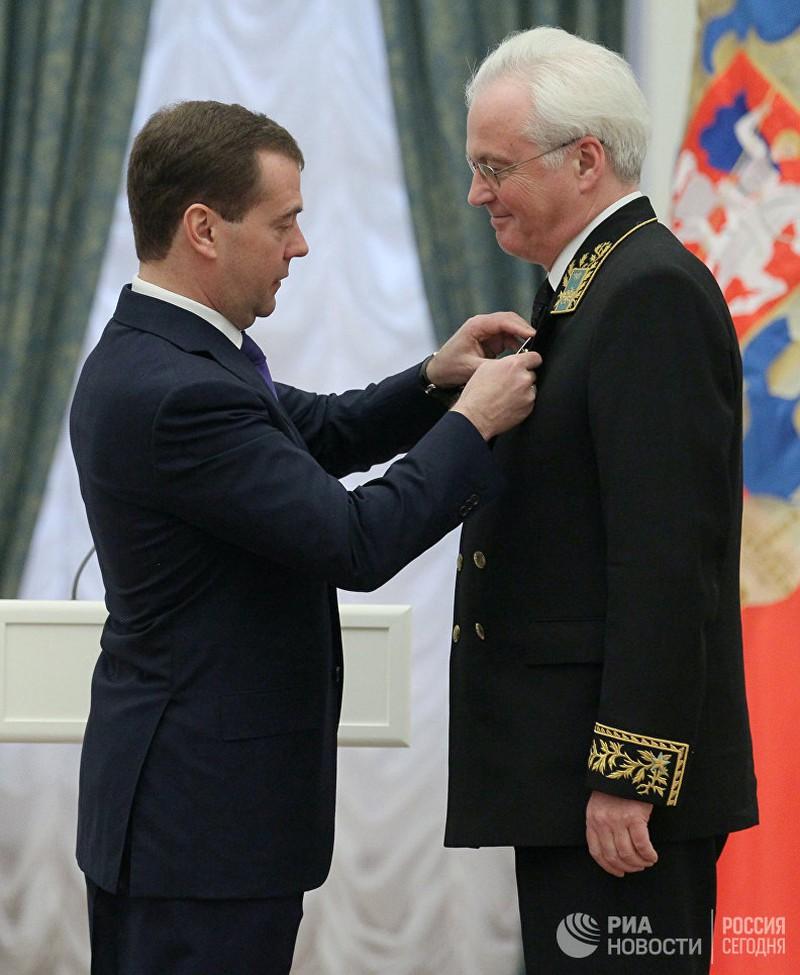 Những hình ảnh đáng nhớ của cố Đại sứ Nga tại Liên Hiệp Quốc Churkin - ảnh 5