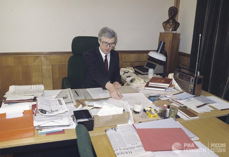 Những hình ảnh đáng nhớ của cố Đại sứ Nga tại Liên Hiệp Quốc Churkin - ảnh 6