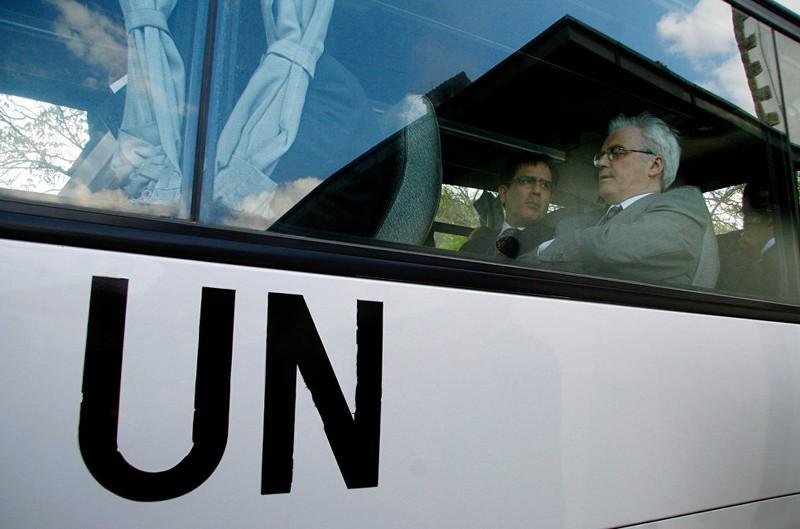 Những hình ảnh đáng nhớ của cố Đại sứ Nga tại Liên Hiệp Quốc Churkin - ảnh 9