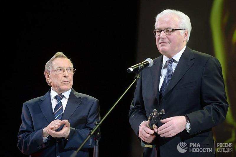 Những hình ảnh đáng nhớ của cố Đại sứ Nga tại Liên Hiệp Quốc Churkin - ảnh 10