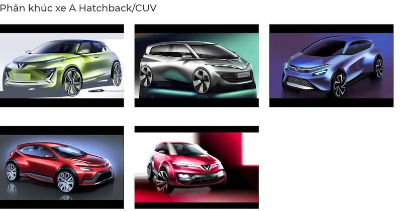Xem trọn bộ 35 thiết kế của VinFast Pre mới, mẫu xe nào được lựa chọn? - ảnh 1