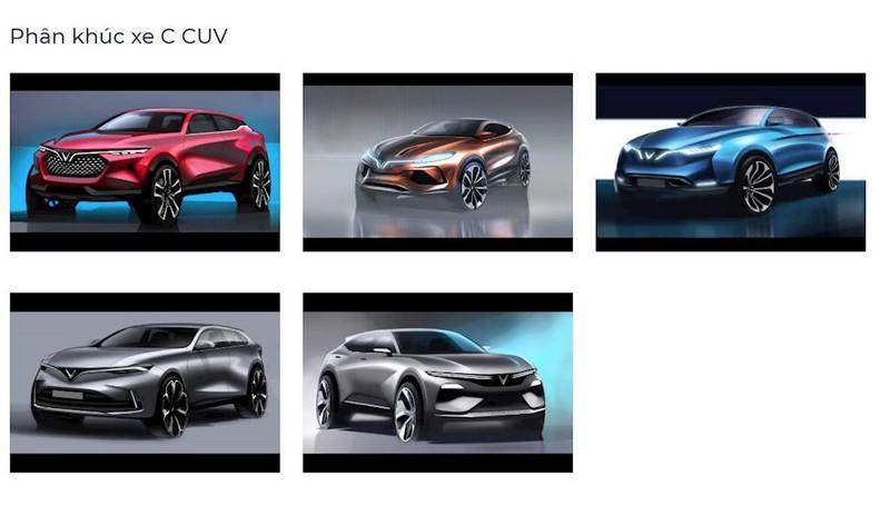 Xem trọn bộ 35 thiết kế của VinFast Pre mới, mẫu xe nào được lựa chọn? - ảnh 4