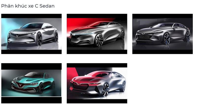 Xem trọn bộ 35 thiết kế của VinFast Pre mới, mẫu xe nào được lựa chọn? - ảnh 3