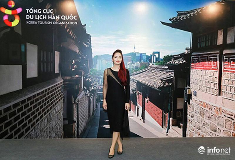 NTK Lan Anh thích thú với sự kiện Du lịch qua biểu diễn nghệ thuật Hàn Quốc - ảnh 5