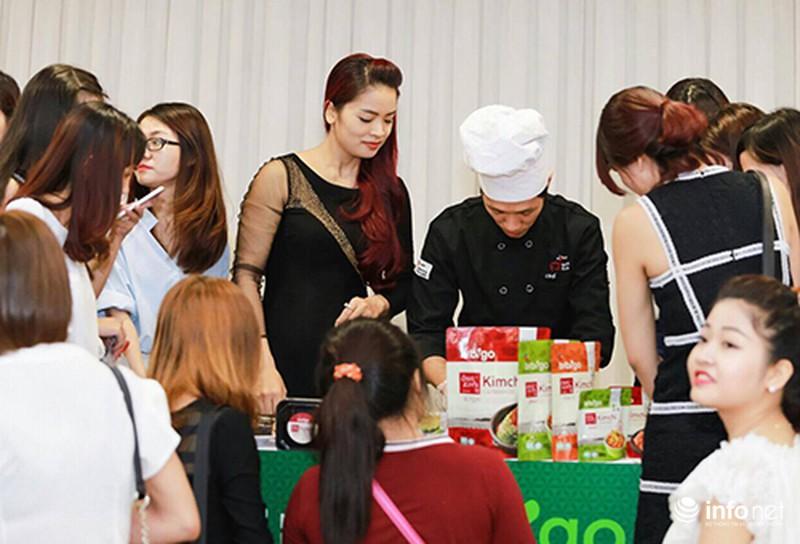 NTK Lan Anh thích thú với sự kiện Du lịch qua biểu diễn nghệ thuật Hàn Quốc - ảnh 6