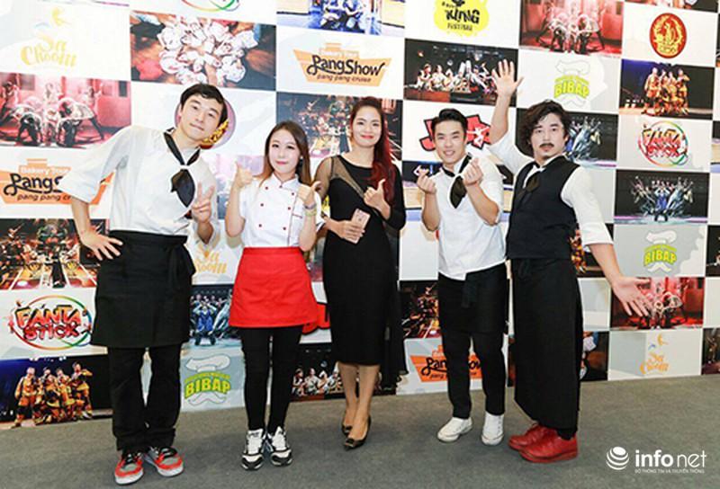 NTK Lan Anh thích thú với sự kiện Du lịch qua biểu diễn nghệ thuật Hàn Quốc - ảnh 8