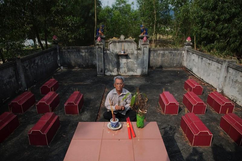 Nỗi đau da cam Việt Nam trong mắt nhiếp ảnh gia Mỹ - ảnh 5