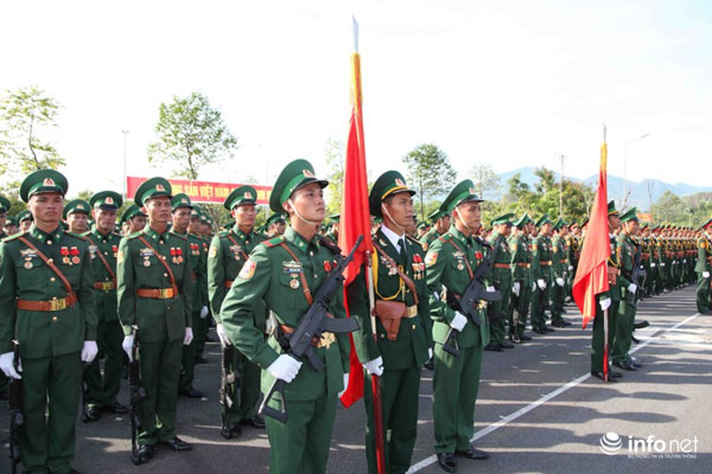 Các khối luyện tập chuẩn bị lễ Diễu binh ngày Quốc khánh 2/9 - ảnh 23
