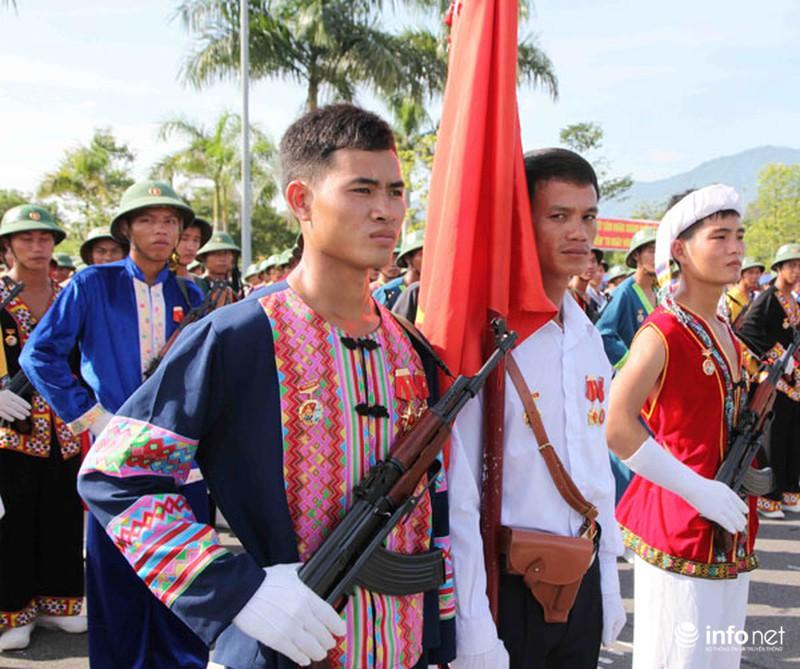 Các khối luyện tập chuẩn bị lễ Diễu binh ngày Quốc khánh 2/9 - ảnh 6