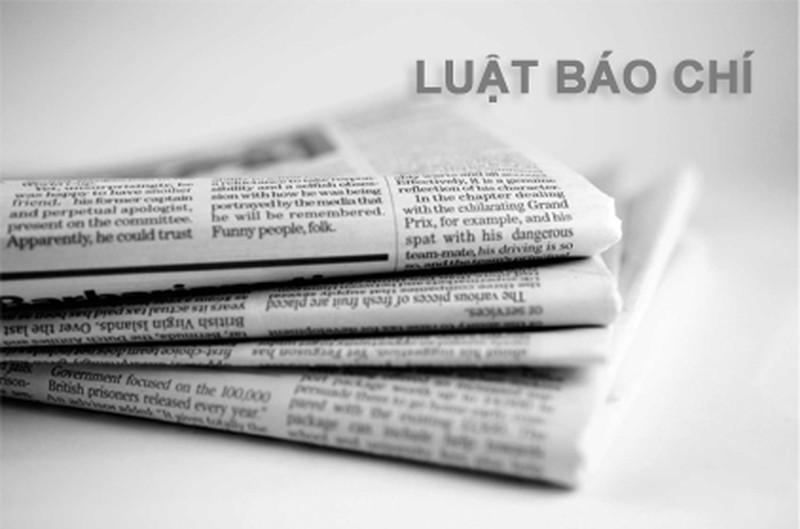 Toàn văn Luật Báo chí - ảnh 1