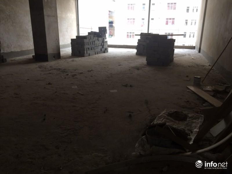 Dự án Golden West: Cư dân sống trong lo sợ, mất an toàn ở căn hộ tiền tỷ - ảnh 4
