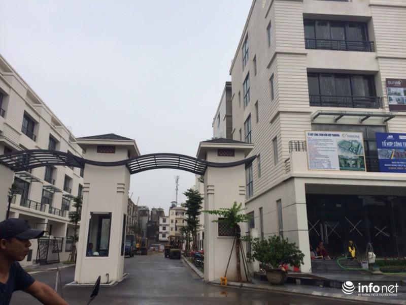 Hà Nội: Cận cảnh các dự án được Bộ Tài chính chuyển Thanh tra CP xem xét - ảnh 10