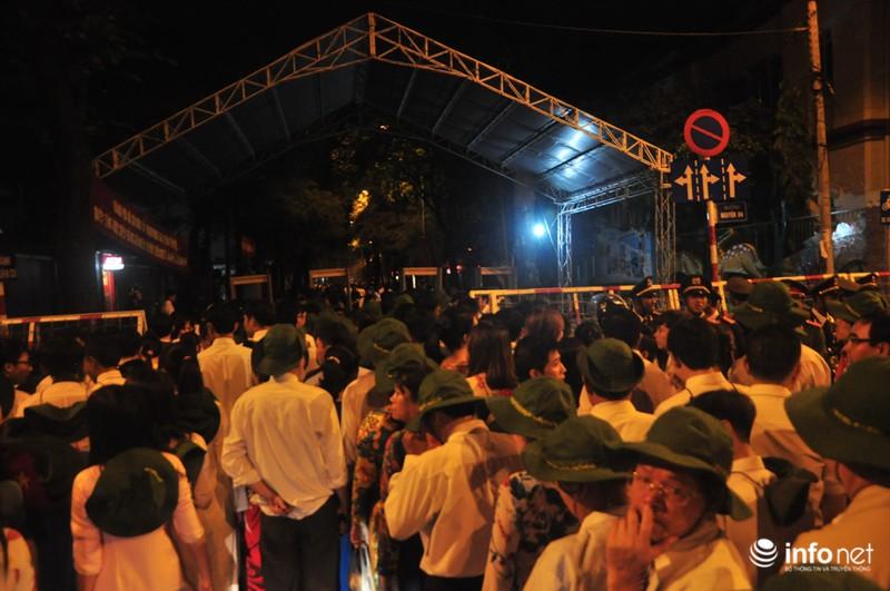 Hình ảnh trước lễ Diễu binh chào mừng 40 năm giải phóng miền Nam - ảnh 4