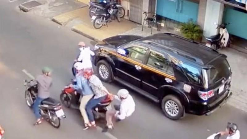 Gửi Bí thư thành ủy Đinh La Thăng: Vấn nạn cướp giật trên đường phố Sài Gòn - ảnh 1