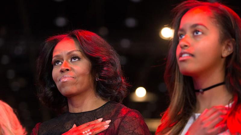 Ảnh: Những khoảnh khắc xúc động khi ông Obama nói lời tạm biệt - ảnh 2