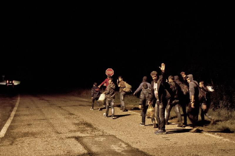 Xót xa với thảm cảnh của người tị nạn ở châu Âu - ảnh 12