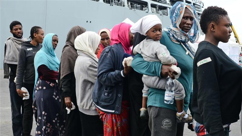 Xót xa với thảm cảnh của người tị nạn ở châu Âu - ảnh 2