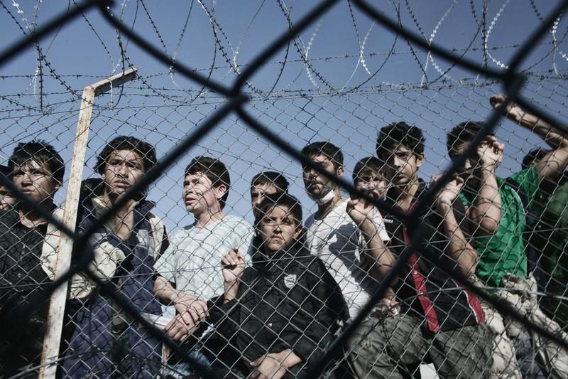 Xót xa với thảm cảnh của người tị nạn ở châu Âu - ảnh 6