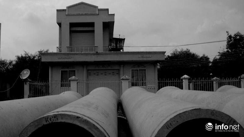 Cảnh hoang lạnh tại Bưu điện Cầu Voi sau vụ án Hồ Duy Hải - ảnh 1