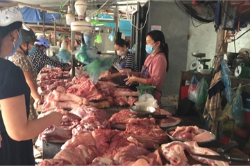 TP Bắc Giang: Có dấu hiệu tăng giá thực phẩm để trục lợi