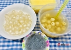 Chè hạt sen đậu xanh thơm mát giải nhiệt ngày hè