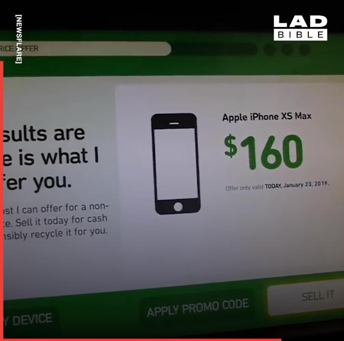 Thử bán iPhone vàng nguyên chất cho máy ATM tự động: Cái kết giận tím người vì giá bèo hơn cả đồ bỏ đi! - Ảnh 6.
