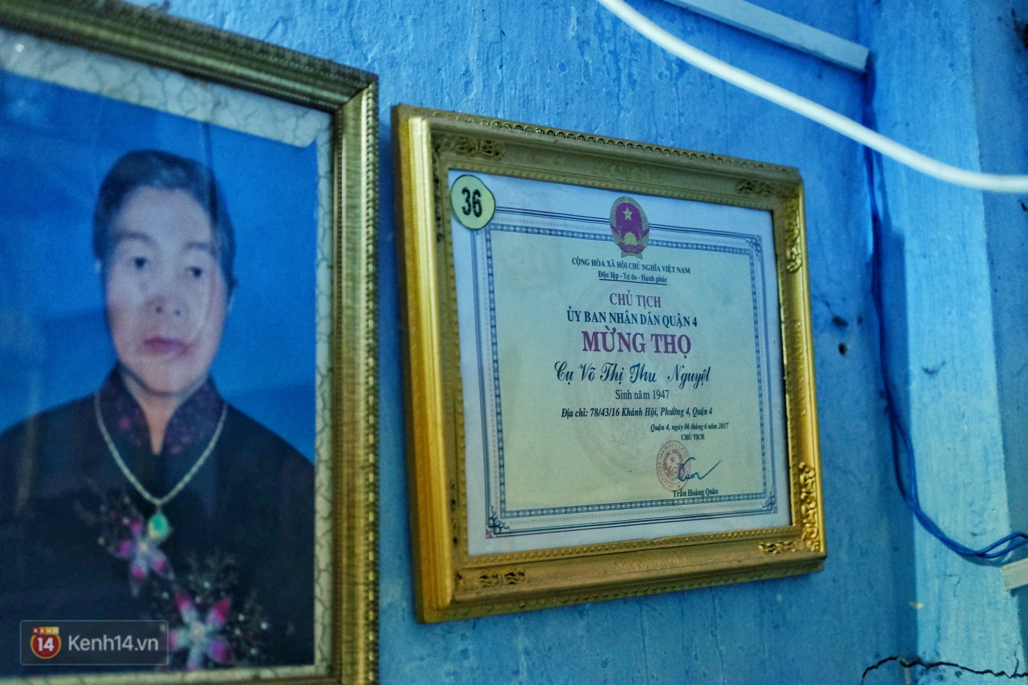 Cụ bà 73 tuổi chạy xe ôm công nghệ để nuôi cháu ở Sài Gòn: Nhiều khi buồn tủi lắm, dính mưa là về bệnh nằm luôn... - Ảnh 3.