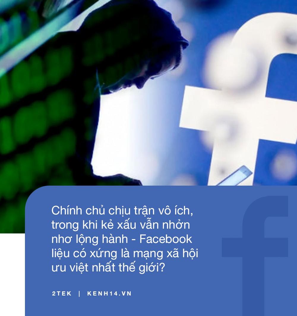 Vấn nạn lập Facebook fake tố ngược Facebook chính chủ: Kẻ gian nhởn nhơ, nạn nhân bất lực không biết làm gì - Ảnh 6.