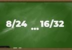 10 bài toán tiểu học nhưng đánh đố cả người lớn